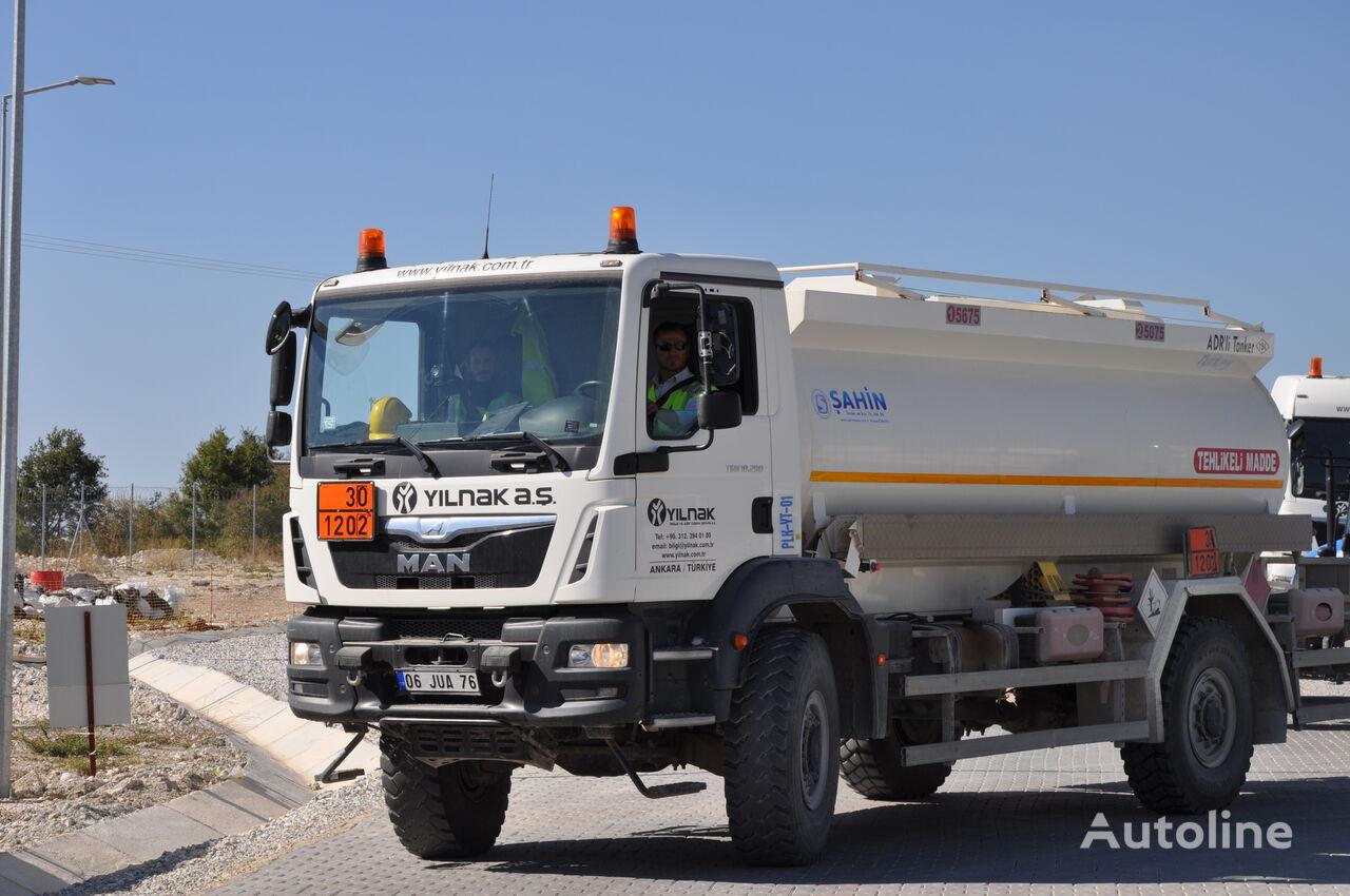MAN TGM 4X418.290 YAKIT TANKERİ ADR Lİ ADETLİ SAYIDA tanker truck