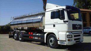 MAN TGS 26 400 tanker truck