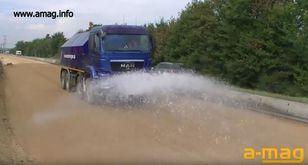 MAN TGS 41.480 - 8x8 tanker truck
