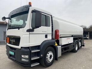 MAN Tgs 26400 tanker truck