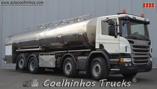 SCANIA P 410  // 8x2 tanker truck