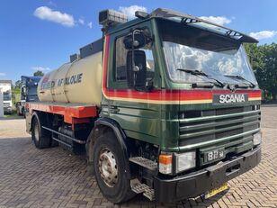 SCANIA P82 tanker truck