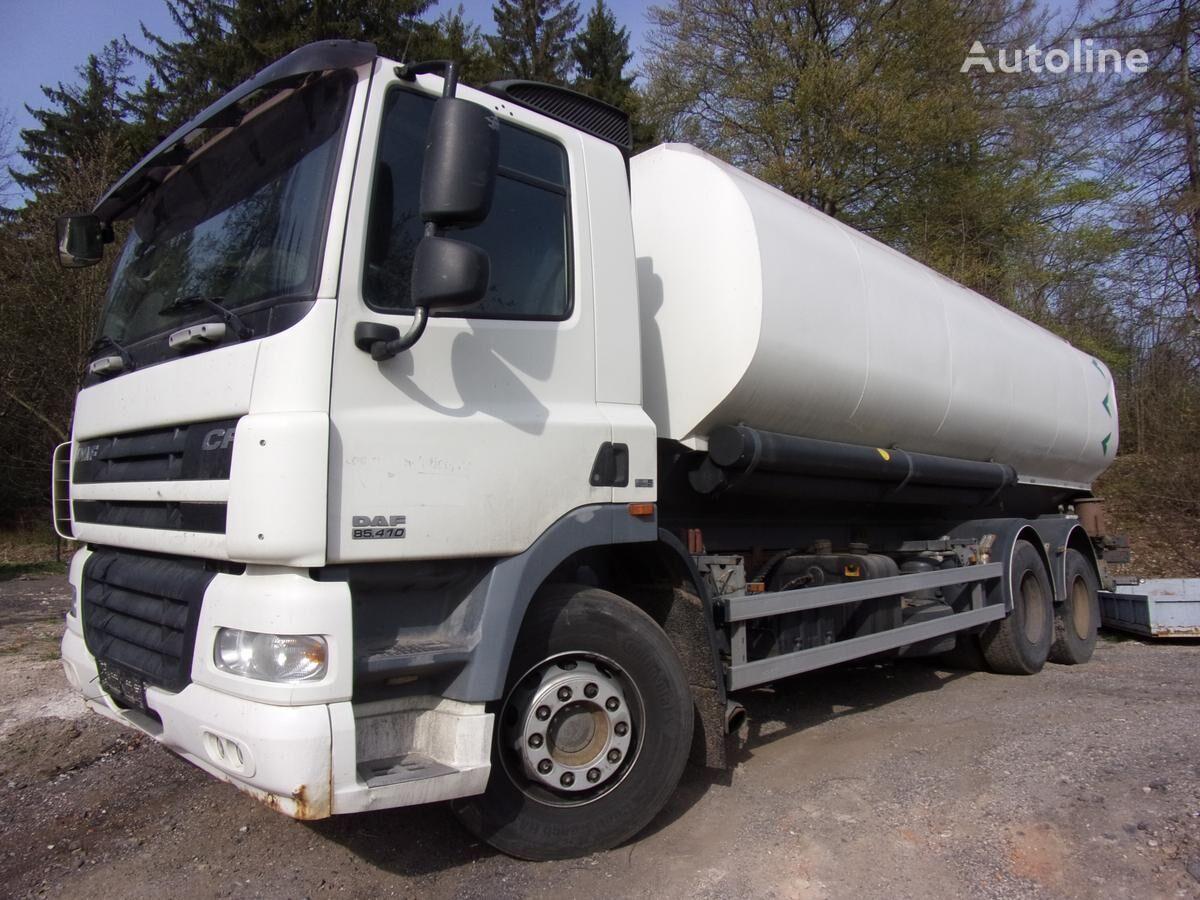 DAF 85.410 Euro 5 silo tanker truck