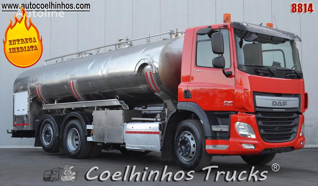 DAF CF 400 tanker truck