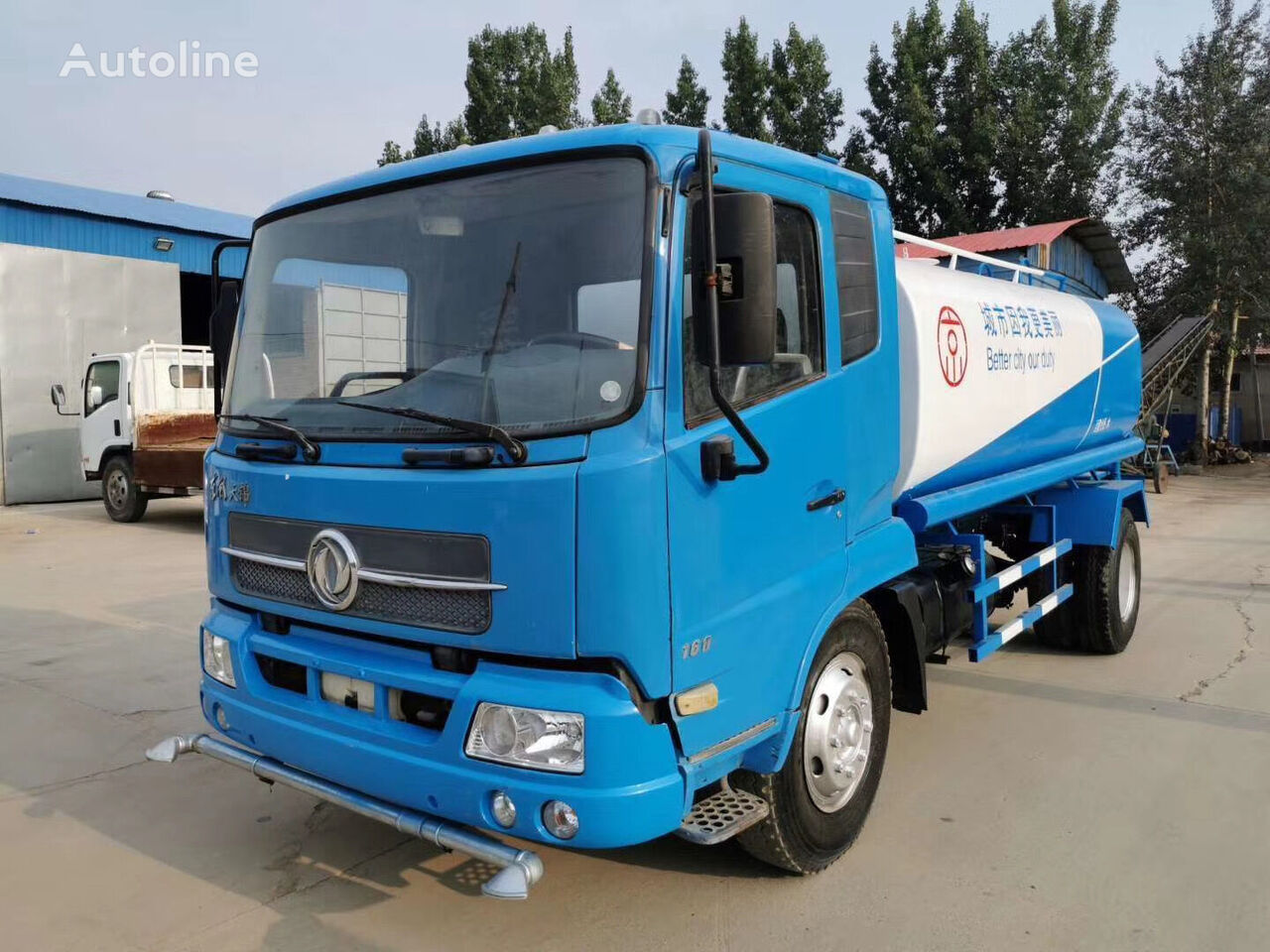 DONGFENG water tank 12T tanker truck