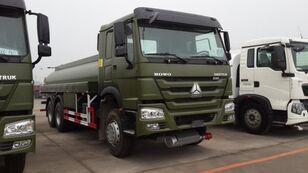 new HOWO 375 tanker truck