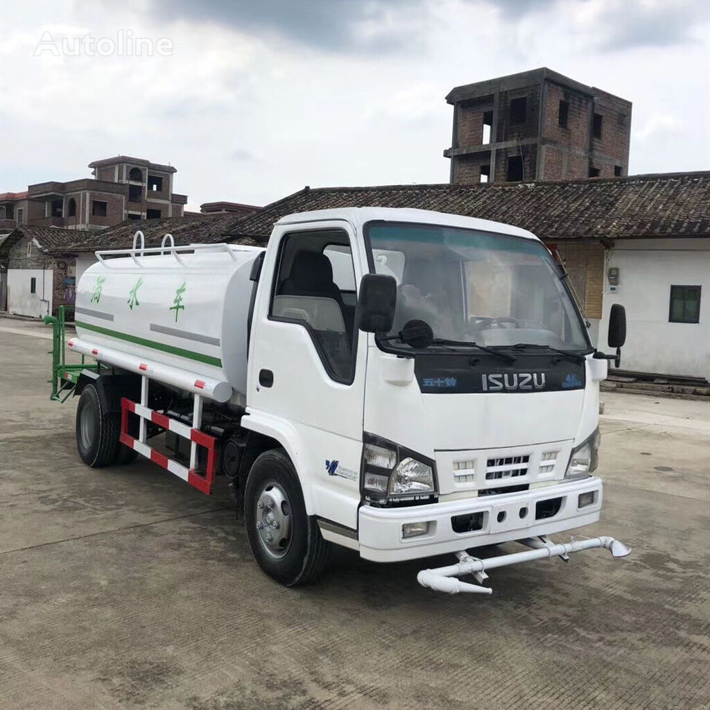 ISUZU tanker truck