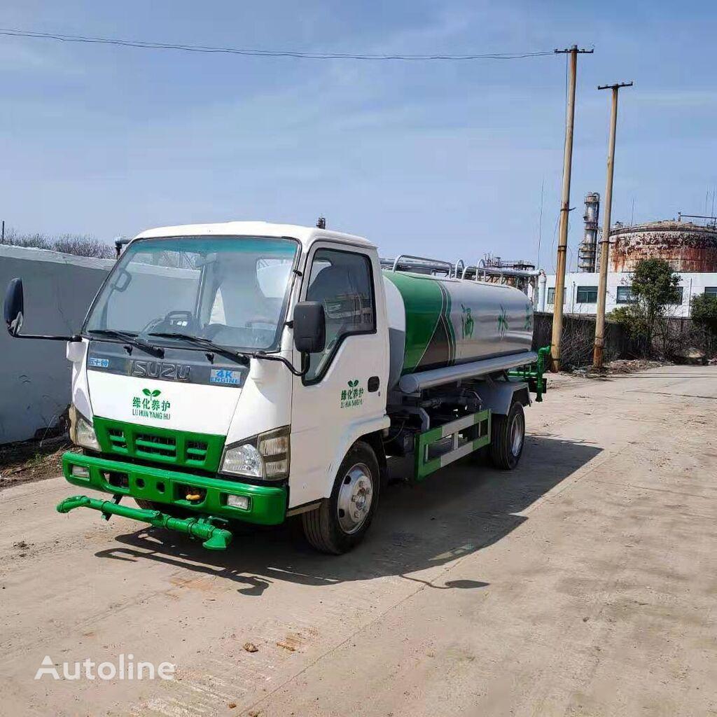 ISUZU Watering sprinkler truck tanker truck