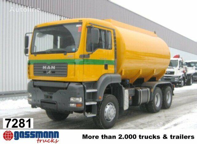 MAN TGA / 26.430  tanker truck