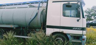 MERCEDES-BENZ 2540  tanker truck