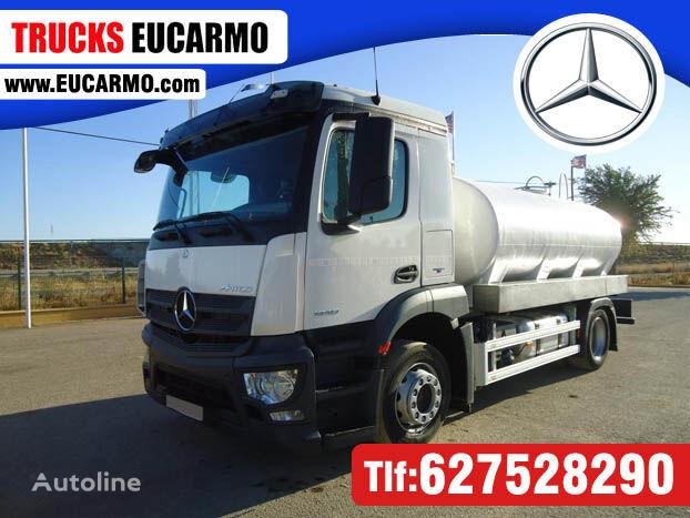 MERCEDES-BENZ ANTOS 18 40 tanker truck