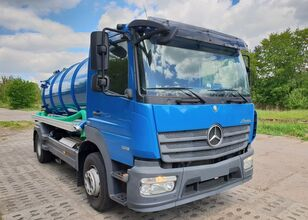 MERCEDES-BENZ Atego 1218 tanker truck