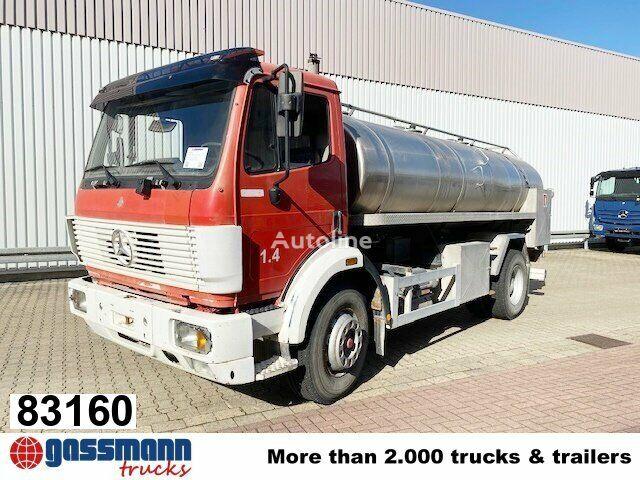 MERCEDES-BENZ SK 1827  SK 1827 tanker truck