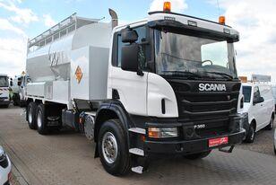 SCANIA P360 Mobile Explosive Manufacturing Unit Heavy Anfo MPU tanker truck