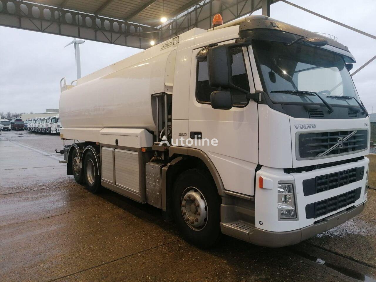 VOLVO 360 HP  tanker truck