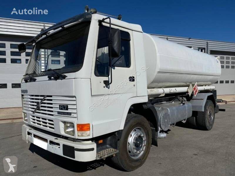 VOLVO FL7 240 tanker truck