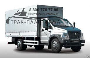 new GAZ Next C41R13 tilt truck