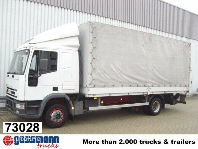 IVECO EuroCargo / 120E24 / Standheizung/NSW tilt truck
