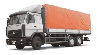 MAZ 630305-221 tilt truck