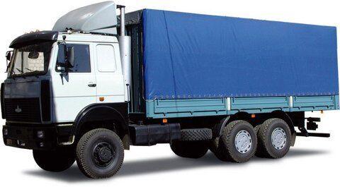 MAZ 631705-233 tilt truck