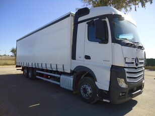 MERCEDES-BENZ ACTROS 25 45 tilt truck