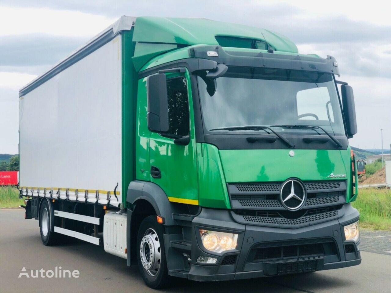 MERCEDES-BENZ Antos 1840 P+P+HF tilt truck