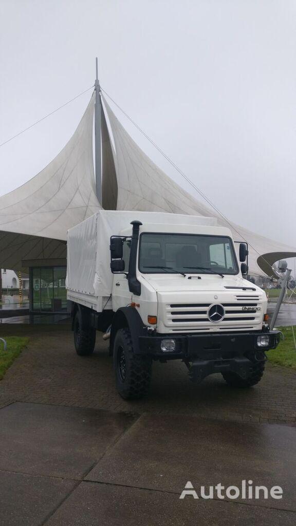 new MERCEDES-BENZ UNIMOG U4000 tilt truck