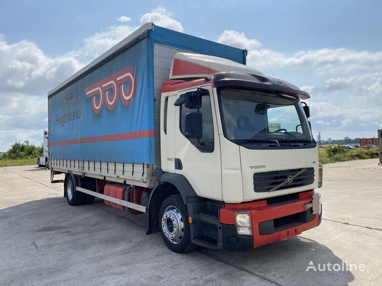 VOLVO FE 240 tilt truck
