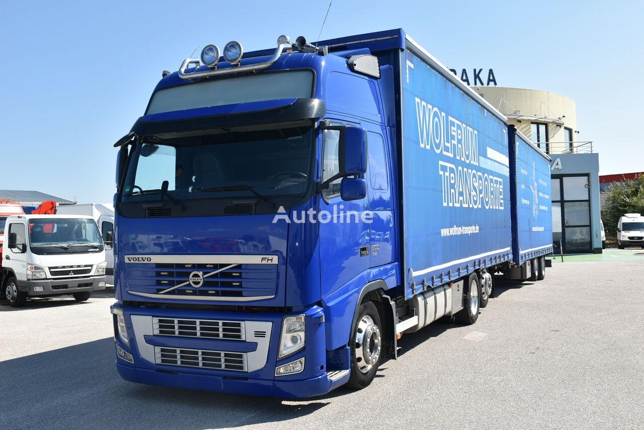 VOLVO FM/FH 13-500 6X2 JUMBO /EURO 5-EEV tilt truck