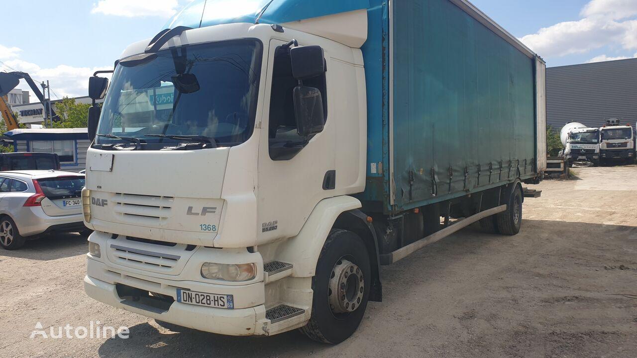 DAF 55-250 tilt truck
