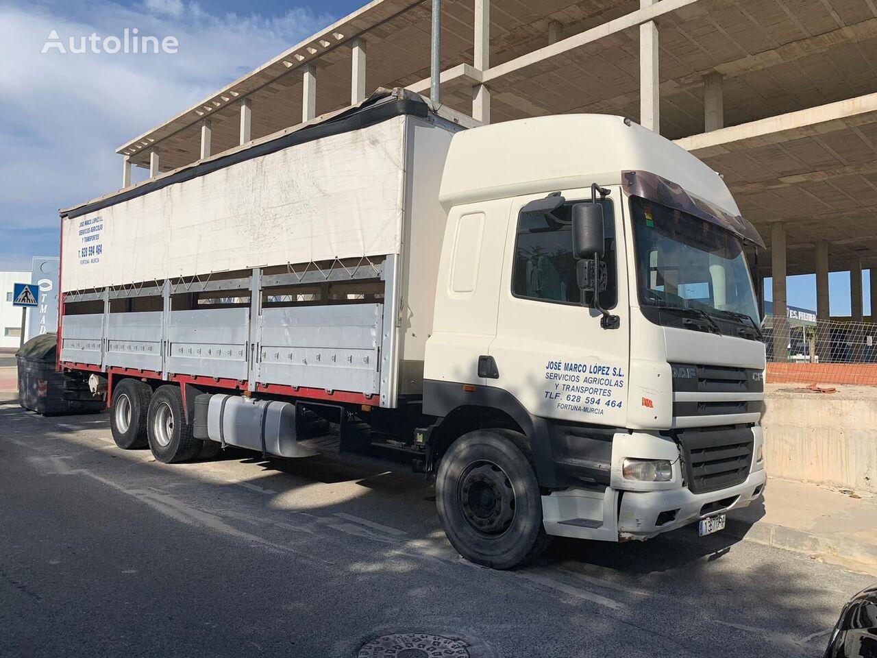 DAF Cf 430 tilt truck