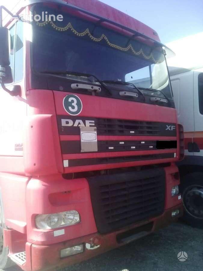 DAF FAR 95 XF, semi-trailer trucks tilt truck for parts