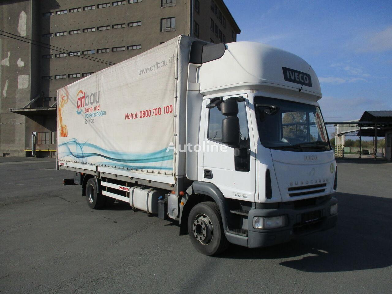 IVECO 120E22...euro5...12tun... tilt truck