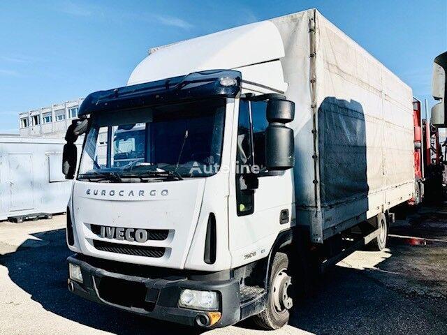 IVECO 75E18 tilt truck