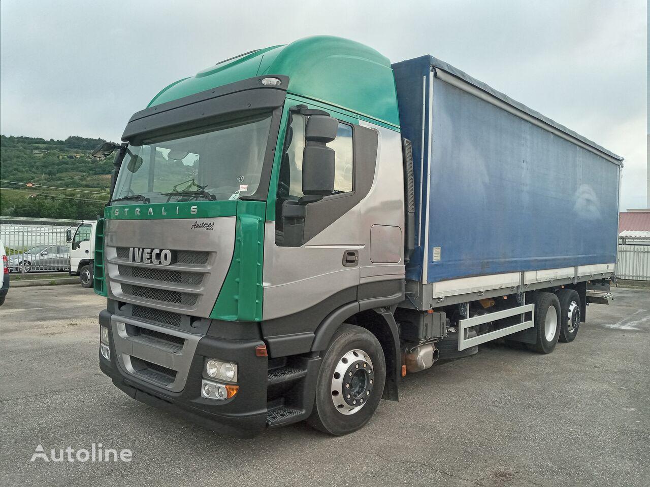 IVECO AS260S50Y/PS tilt truck