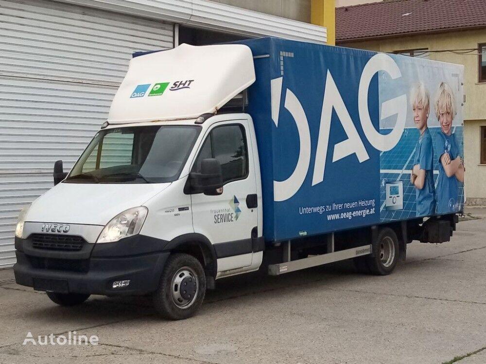 IVECO Daily 45C17,LBW,Austauschmotor, 5.2m,EEV tilt truck