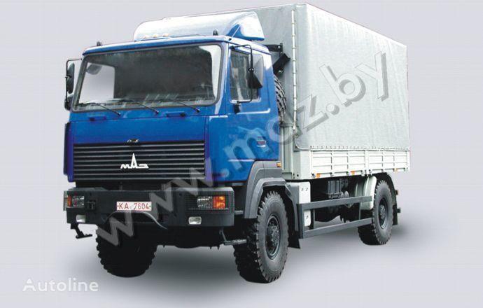 MAZ 5309 Polnoprivodnyy tilt truck