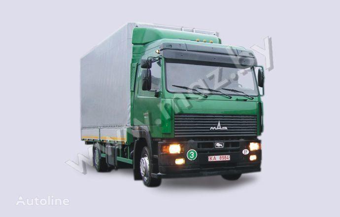 MAZ 5340A8 tilt truck