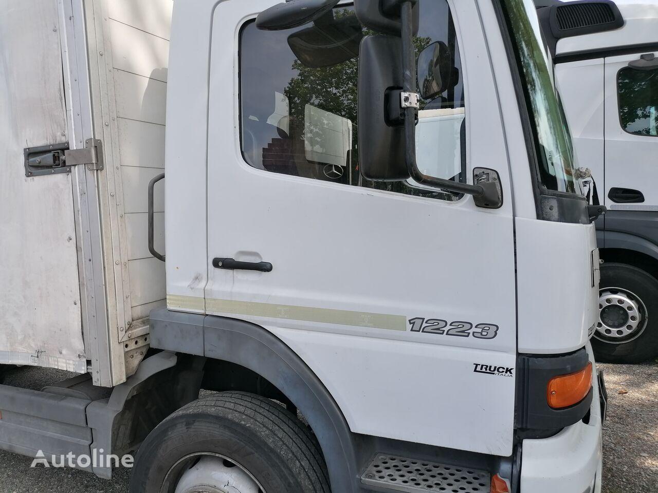 MERCEDES-BENZ 1523 tilt truck