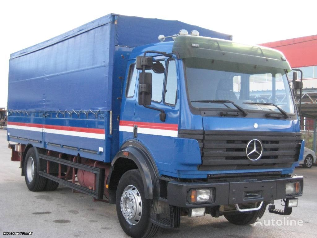 Mercedes benz 1824 1827 1929 39 96 tilt trucks for sale from for 96 mercedes benz