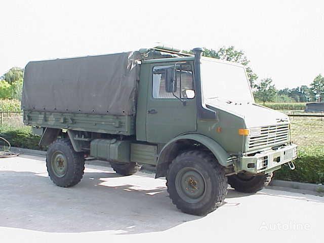 MERCEDES-BENZ UNIMOG 435/1300L tilt truck
