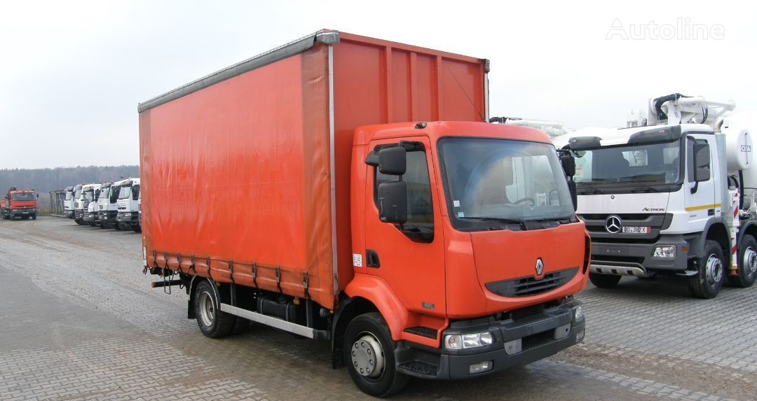 RENAULT KERAX 220 tilt truck