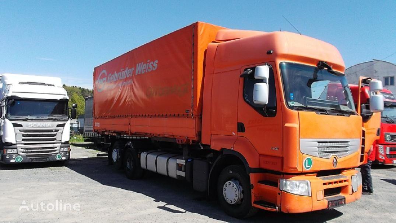 RENAULT PREMIUM 460 EEV DXI tilt truck