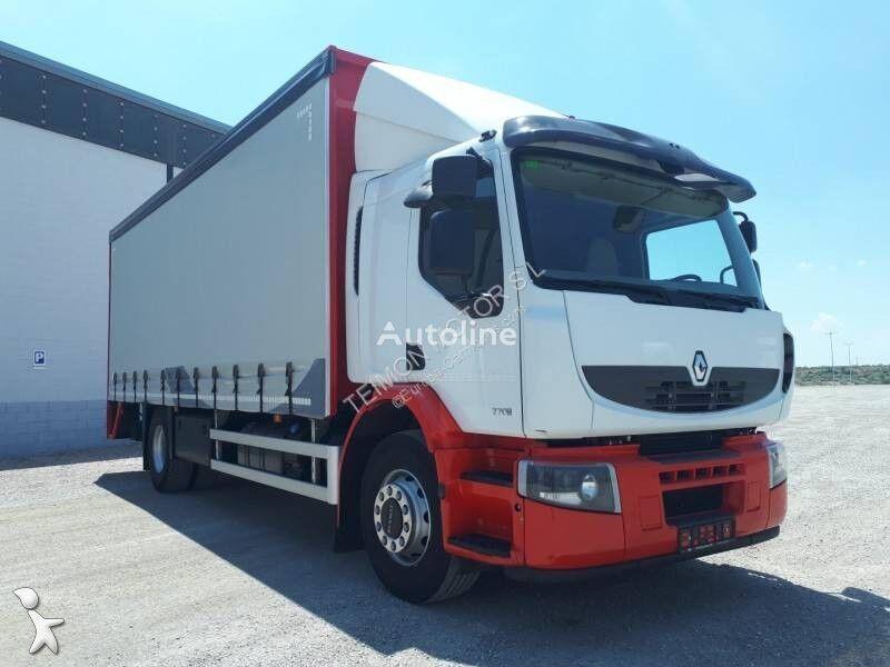 RENAULT Premium tilt truck