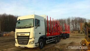 DAF XF 480 timber truck