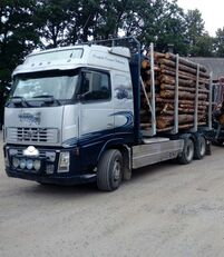VOLVO FH 16 550 timber truck