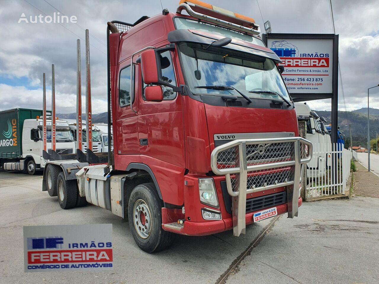 VOLVO FH 540cv 6x2  2023 molas Cubos reduzidos  timber truck
