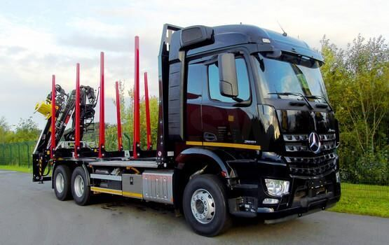 new MERCEDES-BENZ Arocs 2651 timber truck