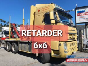 VOLVO FH 500  timber truck