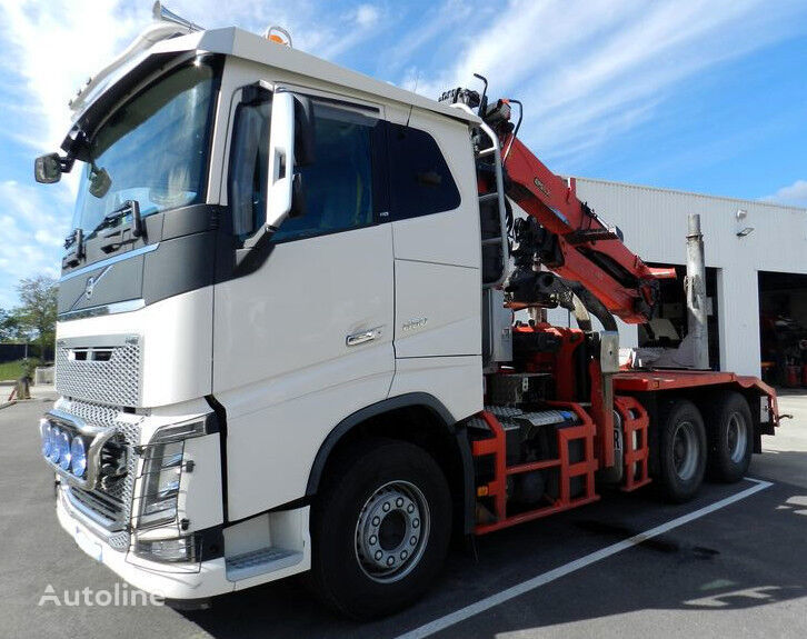 VOLVO FH-650  For wood transport - Do drewna timber truck